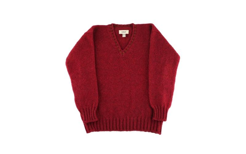 Blaze V-Neck Pullover