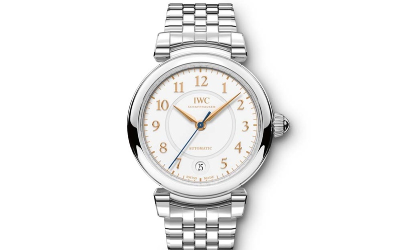 DA VINCI AUTOMATIC 36 STAINLESS STEEL