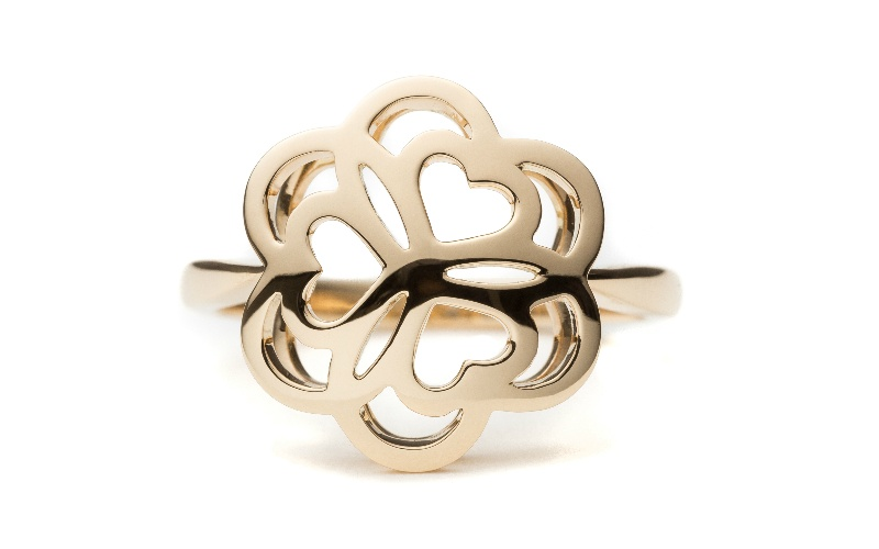 Mandala Collection Large Ring