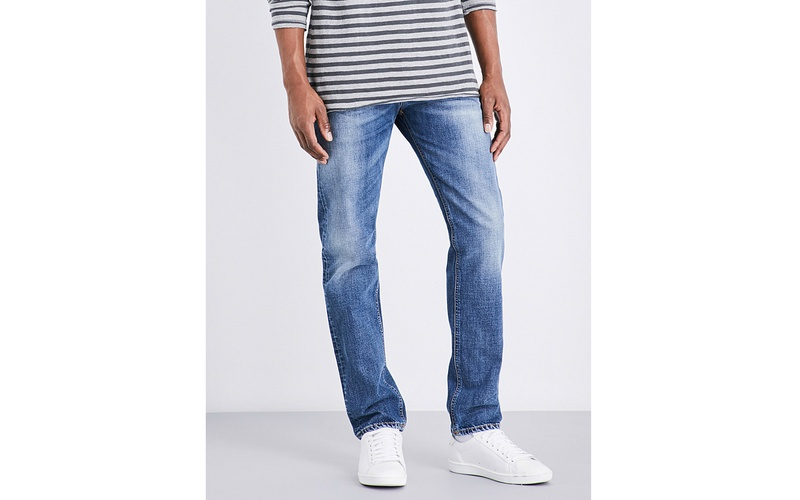 Steady Eddie slim-fit straight jeans