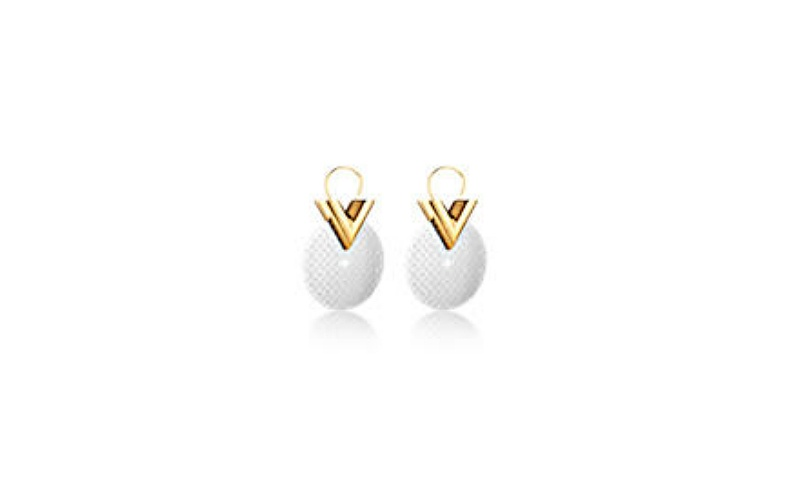 ESSENTIAL V EARRINGS GONG BB