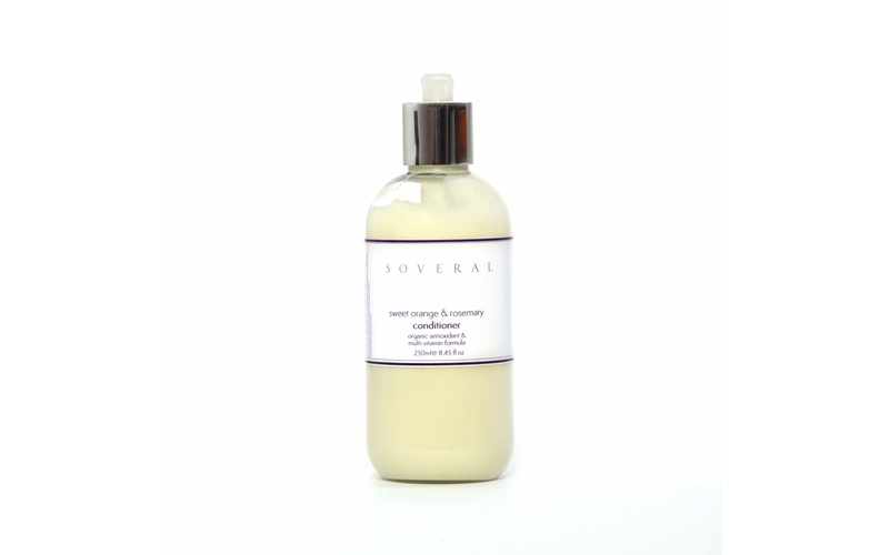 Sweet Orange and Rosemary Conditioner