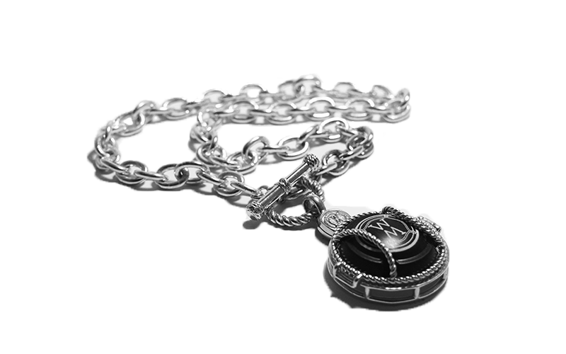 FOB CHAIN LOCKET