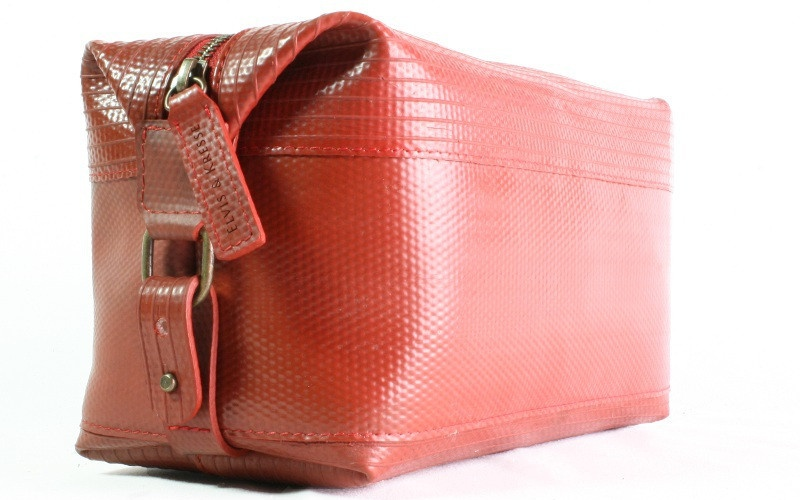 Red Washbag