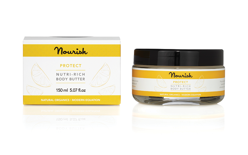 Nourish Protect Nutri Rich Body Butter