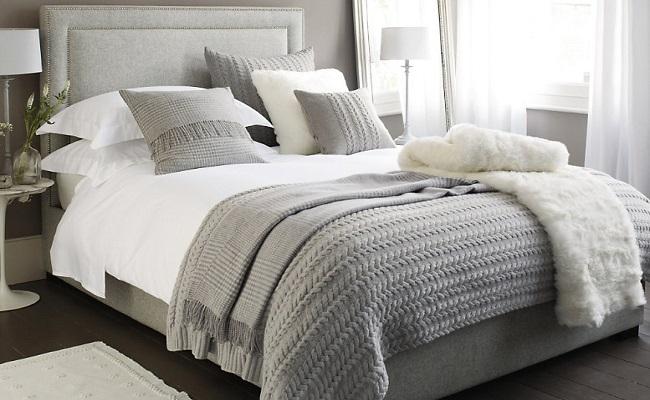 Alpaca Bed Throw