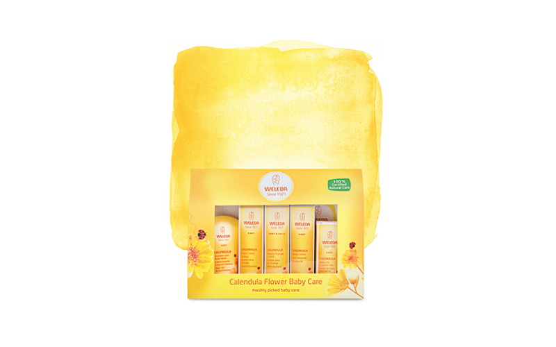 Calendula Baby Care Starter Kit