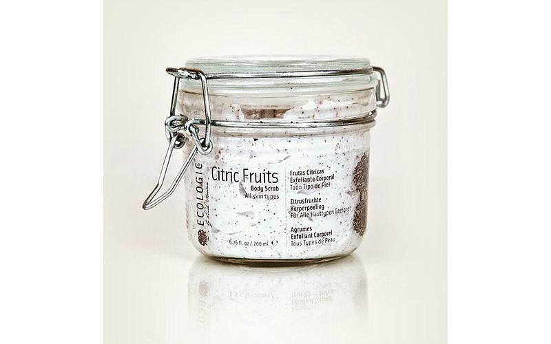 CITRIC FRUITS BODY SCRUB
