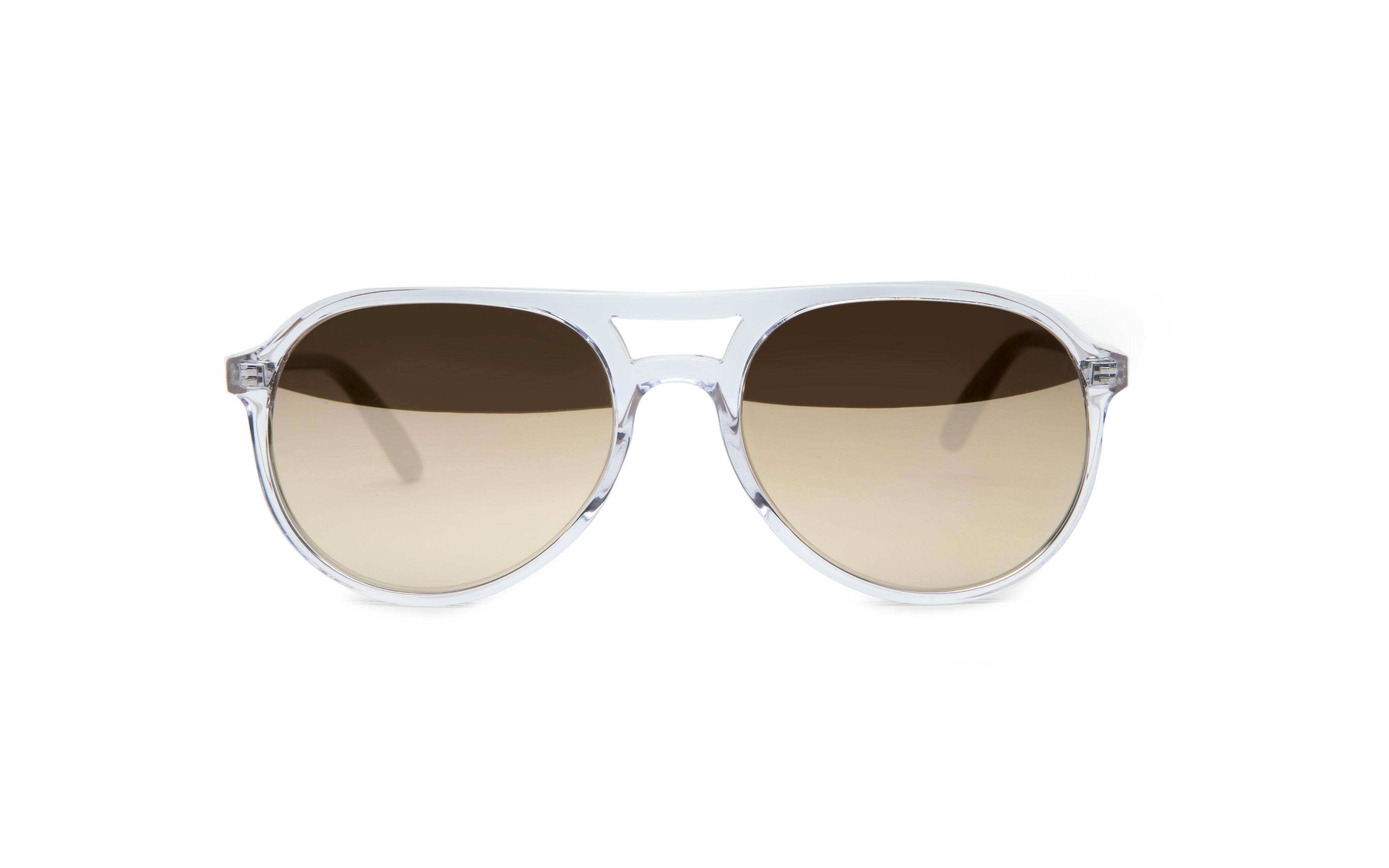 Explorer Sunglasses - Crystal