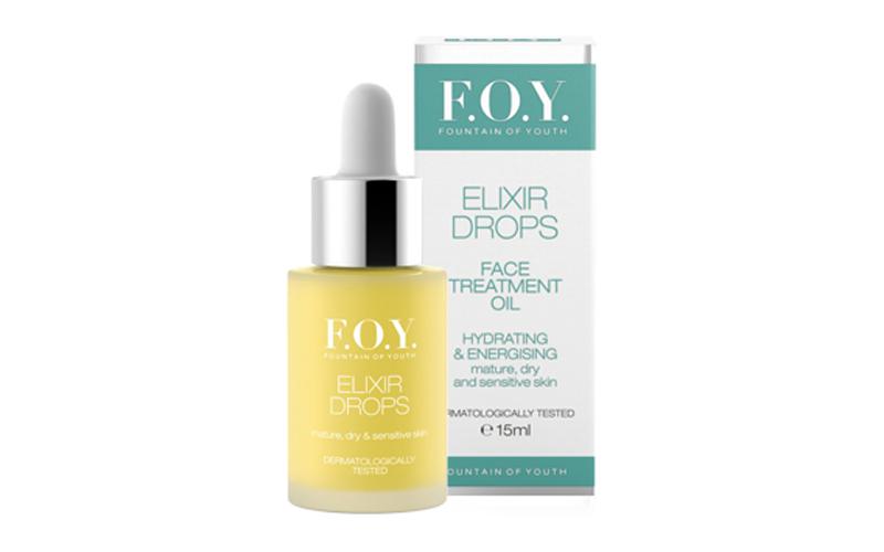 Elixir Drops Face Treatment Oil 15ml