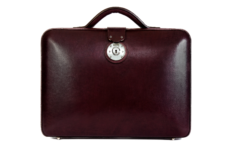 No. 25 Briefcase - Port