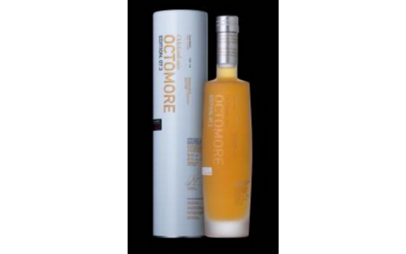 OCTOMORE 07.3/ 169 PPM ISLAY BARLEY 2010
