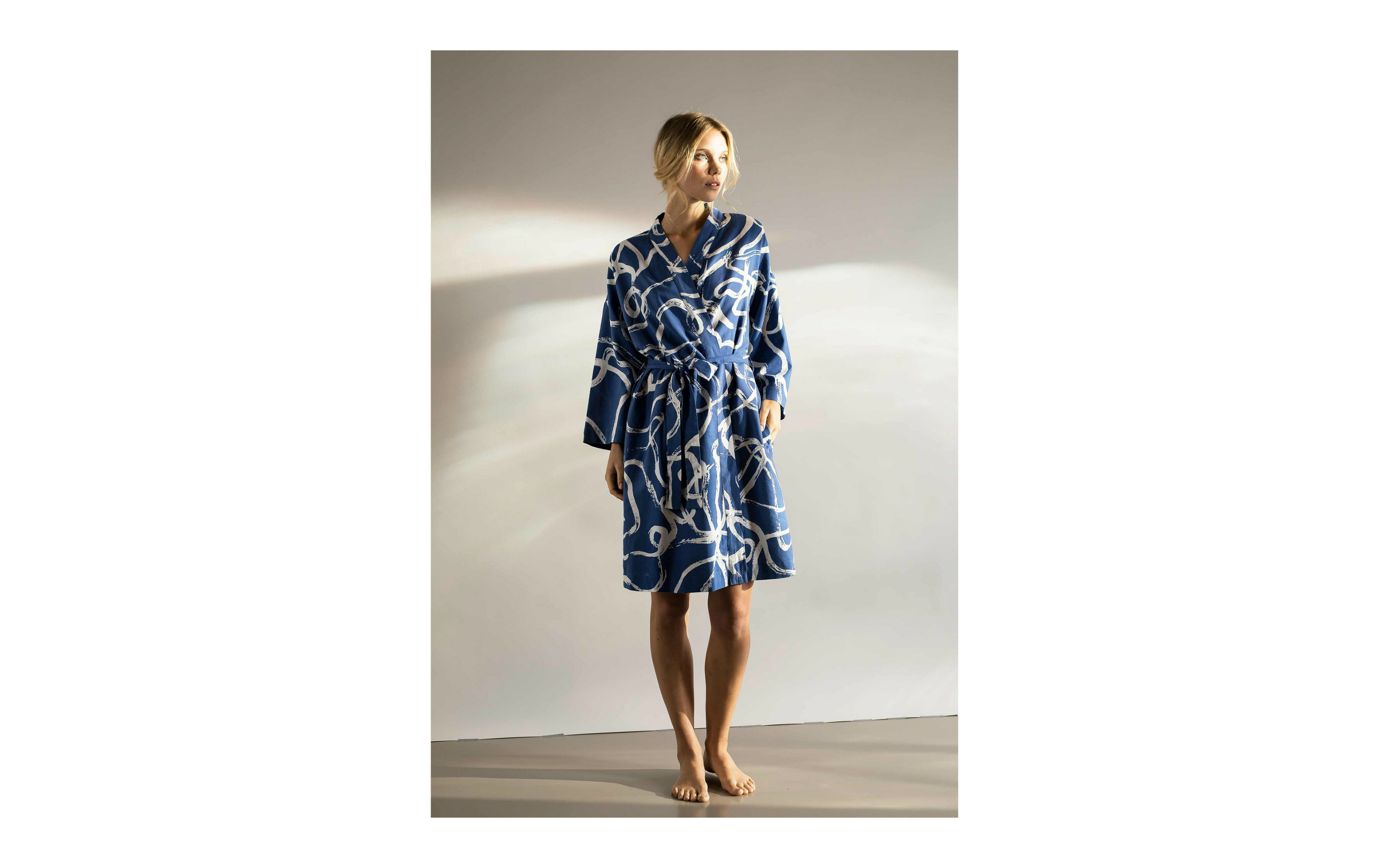 Zanzibar Short Robe