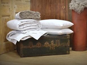 Complete Alpaca Wool Bedding Set